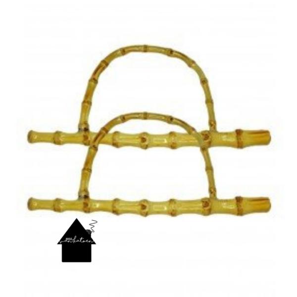 Bamboe tashengsel per set